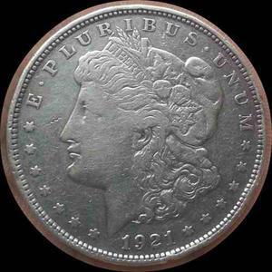 Dollar Morgan  Plata