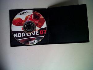 Juego De Nba 07 Para Xbox