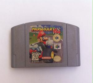 Mario Kart Nintendo 64 Y Un Volante (control).