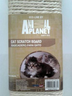 Rascador Para Gatos Animal Planet