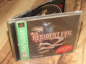 Resident Evil 2 Playstation Original