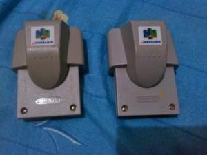 Rumble Pak N64 Nintendo 64