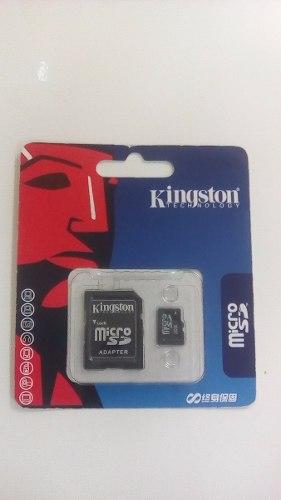 Tarjeta De Memoria Nueva Y Sellada - Kingston Micro Sd 2gb