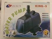 Bomba De Agua Para Acuarios Fuentes Y Estanques King5f