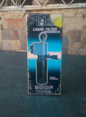 Bomba Filtro De Agua Sumergible Acuarios Peceras Estanques