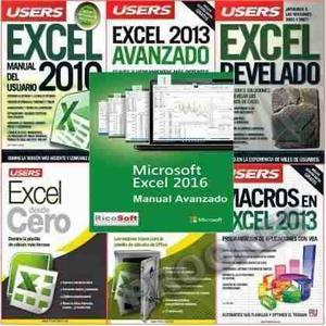 Curso Completo Excel Kit Manual Microsoft + 12 Bonos Pdf