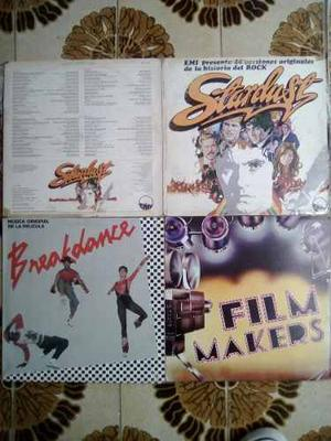 Discos Lp Acetato Vinil Soundtracks Peliculas