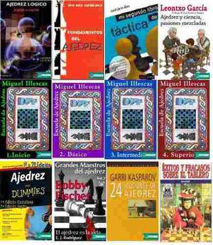 Los Mejores 12 Libros De Ajedrez, Debes Tenerlos. (pdf)