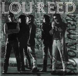 Lou Reed - New York Cd Original Importado Usa