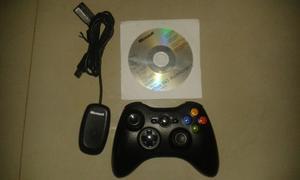Mando Inalambrico Microsoft Original Xbox 360 Compatible Pc