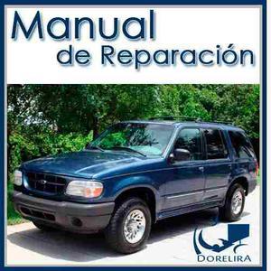 Manual De Reparación Y Mantenimiento Ford Explorer