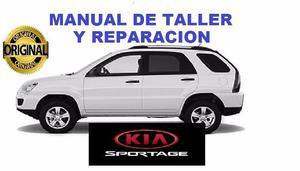 Manual De Taller Y Reparacion De Kia Sportage