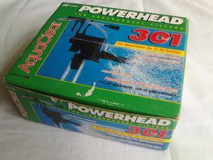 Motor Bomba Cabezal Sumergible Acuario Pecera Powerhead 301