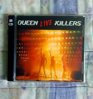 Se Vende Cd En Vivo De Queen, Live Killers