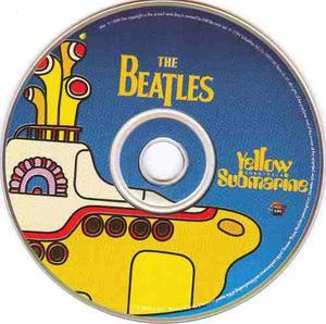 The Beatles - Yellow Submarine - Album Digital - Mt