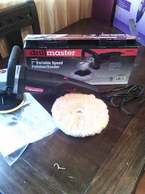 pulidora drilMaster