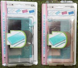 Carcasa O Protector Acrilico Para Nintendo Ds Lite