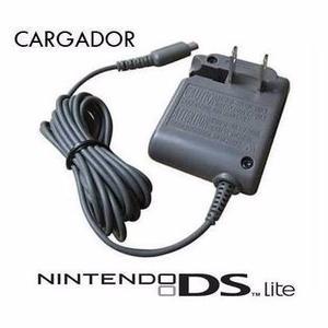 Cargador De Nintendo Ds Lite En Perfecto Estado
