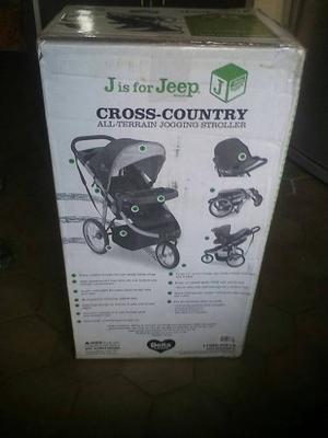 Coche Para Bebe Jeep 3 Ruedas