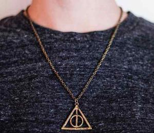 Collar Harry Potter Las Reliquias De La Muerte