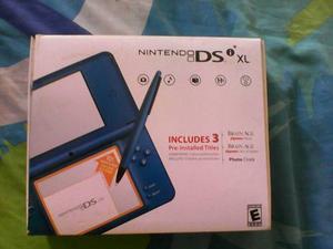 Dsi Xl Nintendo (usado Como Nuevo En Su Caja)