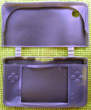 Forro Protector De Goma Silicone Nintendo Ds Xl