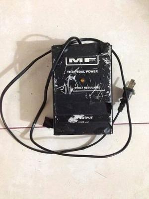 Fuente Para Pedales De Guitarra Electrica Mf