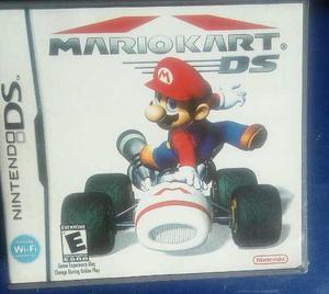 Juego De Mario Kart Para Nintendo Ds Lite