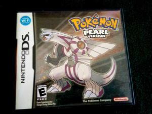 Juego Para Ds Pokemon Pearl Version