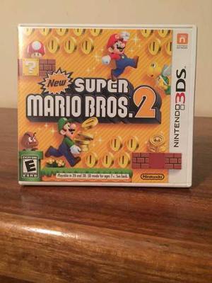 Juego Super Mario Bross 2 Para Nintendo Ds Y 2ds