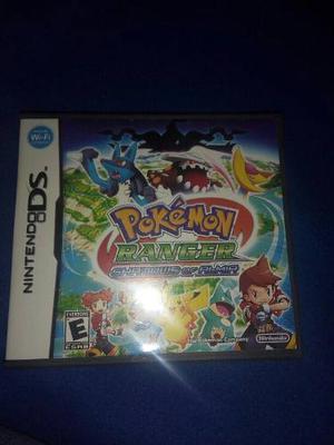 Juegos De Nintendo Ds Pokemon Ranger