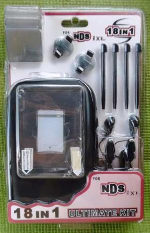 Kit De Accesorios 18 En 1 Para Dsi Xl. Nuevo.