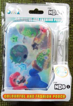 Kit De Accesorios 6 En 1 Para Nintendo Dsi