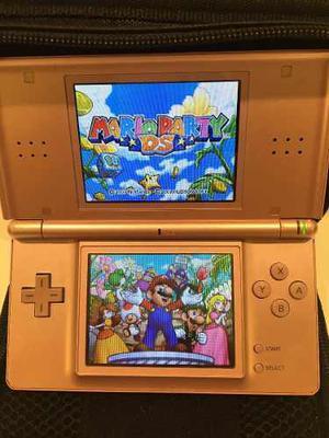 Nintendo Ds Lite Rosa Metálico