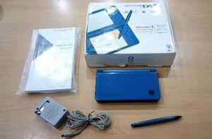 Nintendo Dsi Xl Azul Con Caja Y Accesorios ¡¡oferta!!