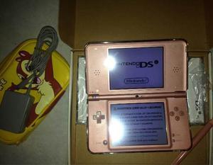 Nintendo Dsi Xl Con Todos Sus Accesorios (como Nuevo)