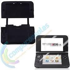 Protector De Goma Para Nintendo 3 Ds