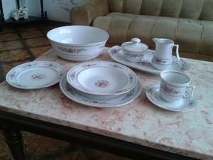 Vendo vajilla alemana y cristaleria antonio posot class for Vajilla porcelana