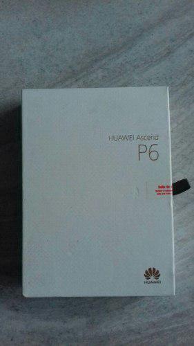 Caja Teléfono Huawei Ascend P6
