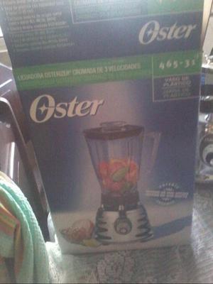 Licuadora Oster.!