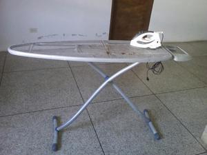 Mesa para planchar de madera posot class - Mesa para planchar ...