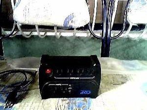 Regulador De Voltaje Protector Cdp 6 Tomas Usado 100% Opetvo