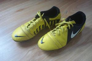 Tacos De Fútbol Nike Ctr360 (originales) Talla cm