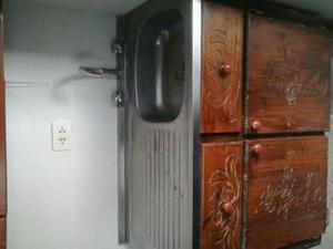 Gabinete con fregadero empotrado posot class - Vendo fregadero ...