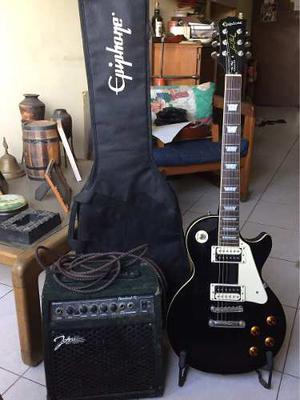 Vendo O Cambio Guitarra Epiphone Les Paul Traditional Pro