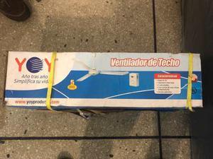 Ventilador De Techo Marca Yoy