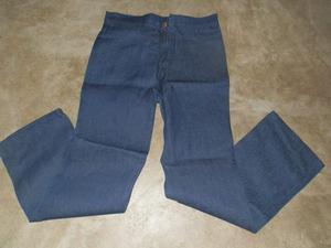 Blue Jeans O Pantalones De Jeans Escolares.