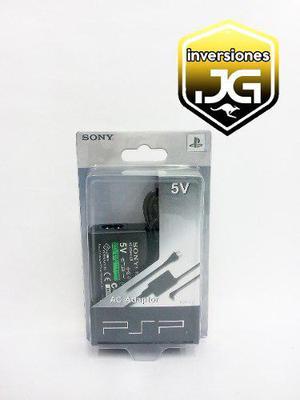 Cargador Playstation Portable Psp 2000/3000 5v 2000mah