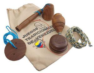 Juegos Tradicionales De Venezuela Acabado De Primera