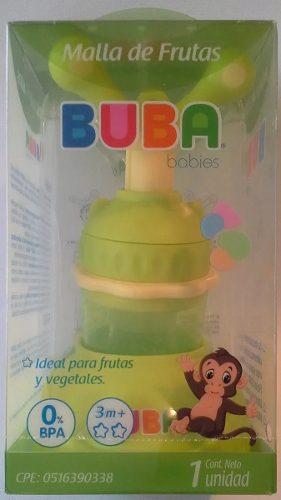 Malla De Frutas Para Bebes